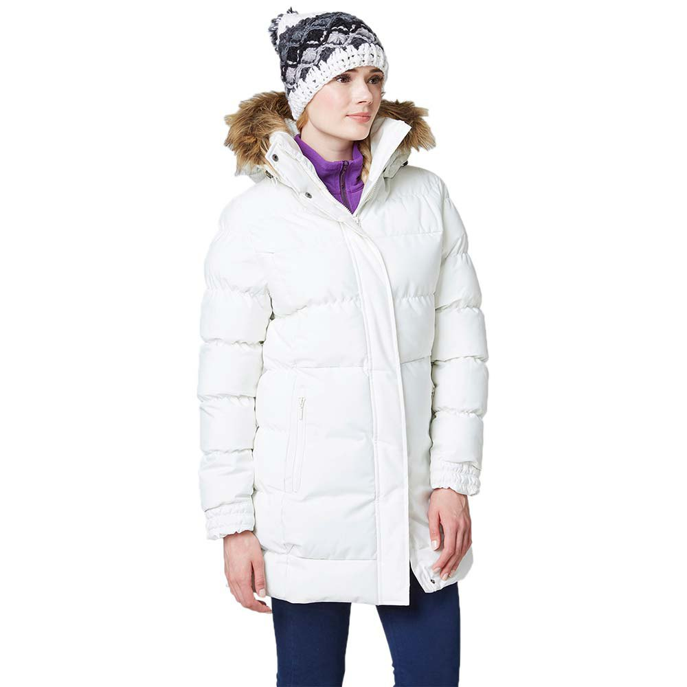 72cf354c776 Helly hansen Blume Puffy Parka White buy and offers on Trekkinn