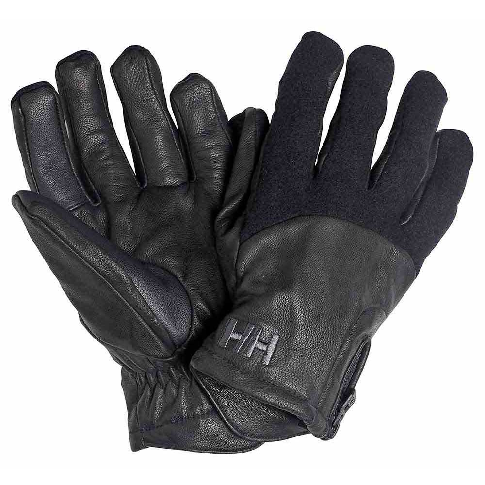 780852c07 Helly hansen Balder Glove Black buy and offers on Trekkinn