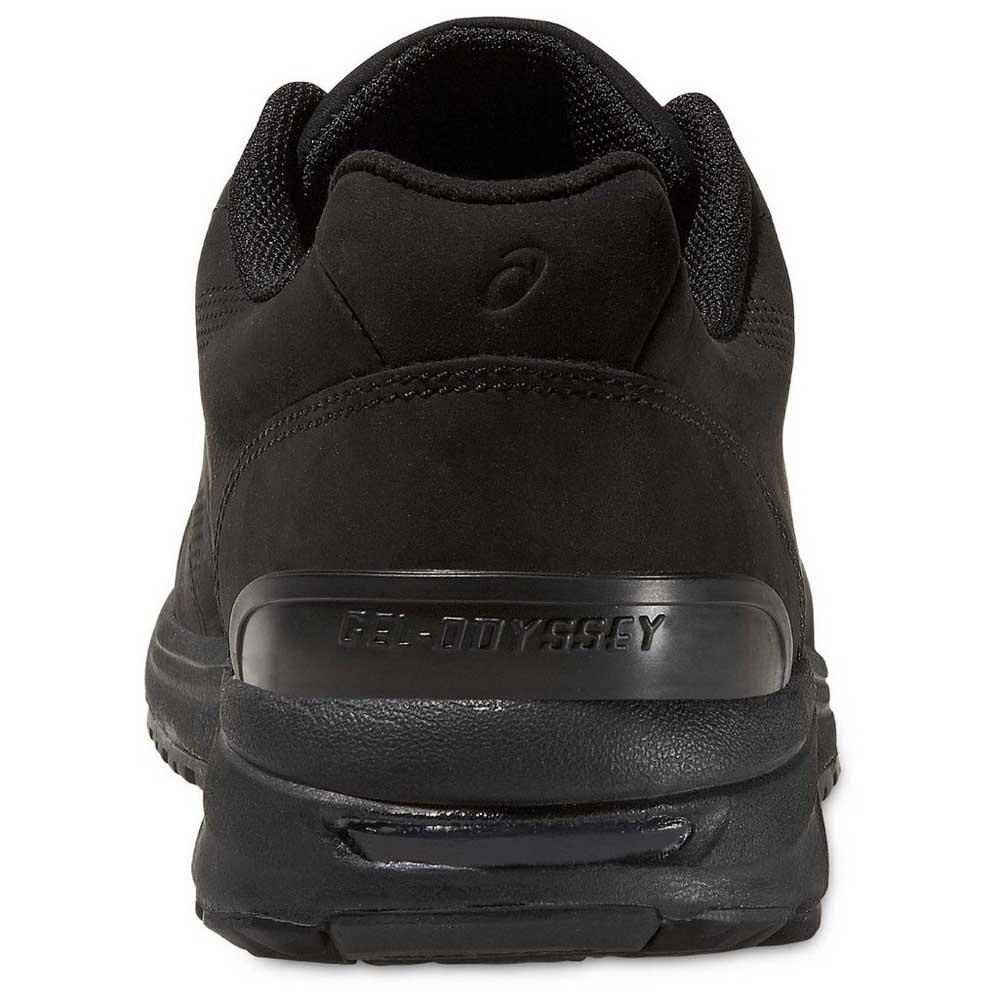d437fe9f041e Asics Gel Odyssey WR Black buy and offers on Trekkinn