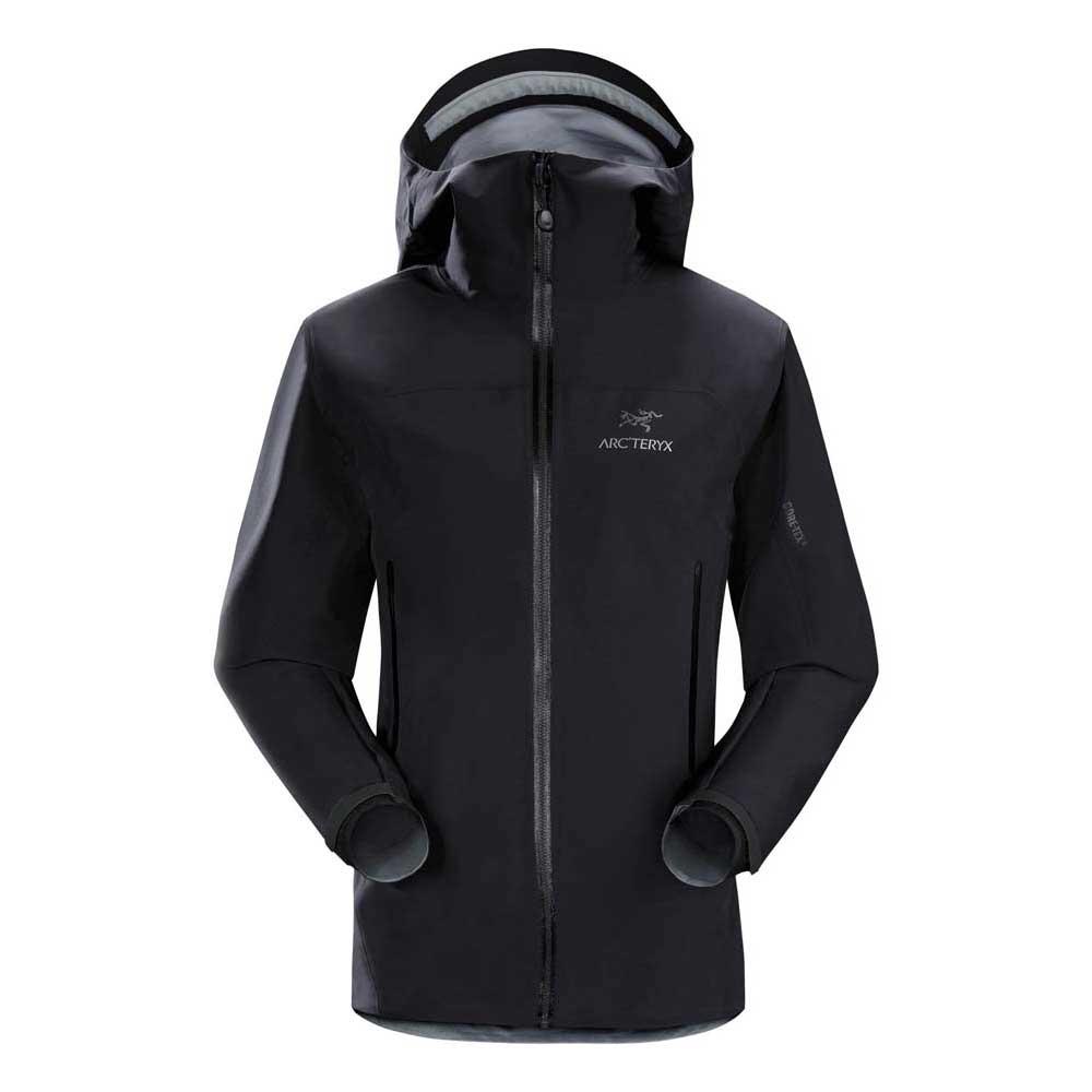 Arc'teryx Zeta LT Jas Heren, black l Online outdoor shop