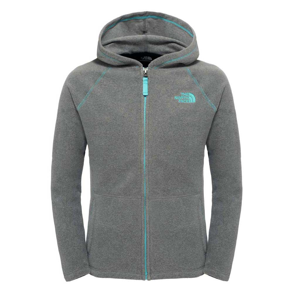 The north face Glacr Full Zip Hoodie