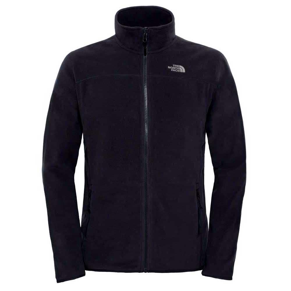 The North Face 14 Zip Sweater | Svart | Crewnecks