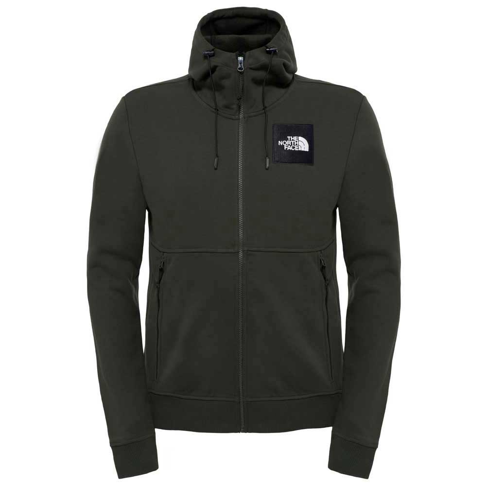 north face zip