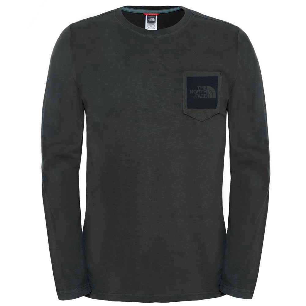 The north face L/S Fine Pocket