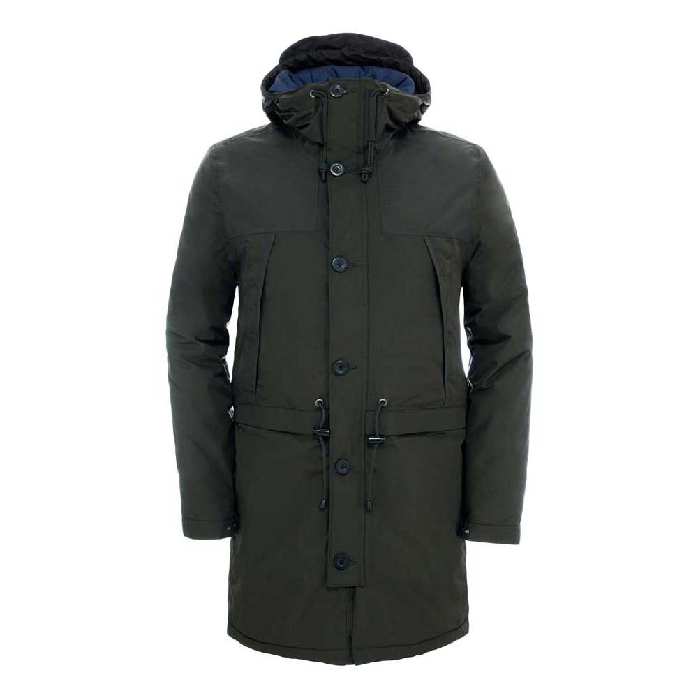 The north face Mountain Parka Rosin Green