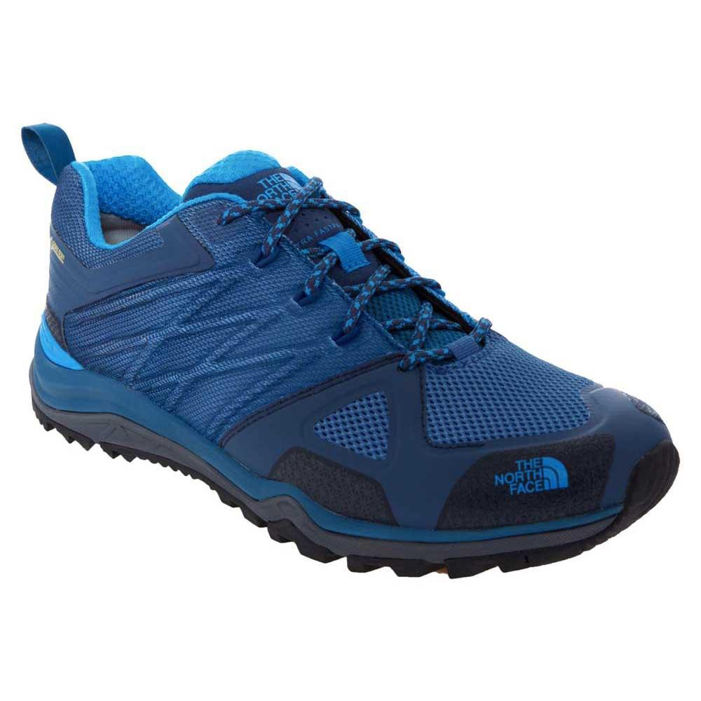 La Face Nord W Ultra Fastpack Ii Gtx Goretex, Vibram Megagrip Randonnée Peu Hauts Et Chaussures De Sport