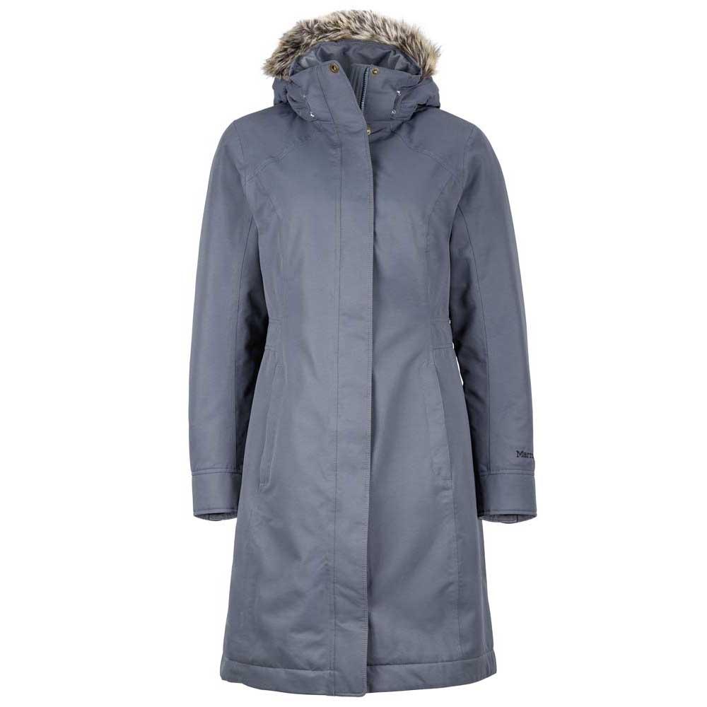 Marmot Chelsea Coat Gris comprar y ofertas en Trekkinn 7d0aa79648fd1