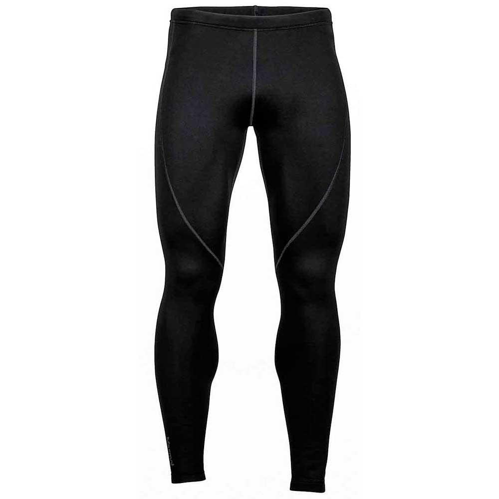 Vêtements intérieurs Marmot Stretch Fleece Pants M Black