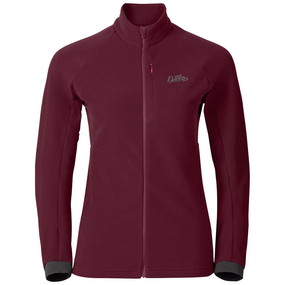 Odlo Komi Midlayer Full Zip