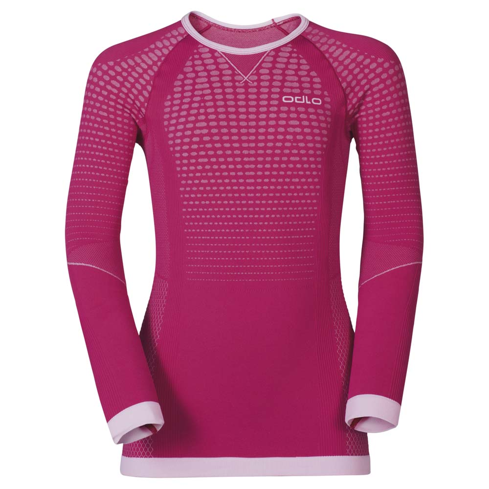 Odlo Evolution Warm Shirt L/S Crew Neck