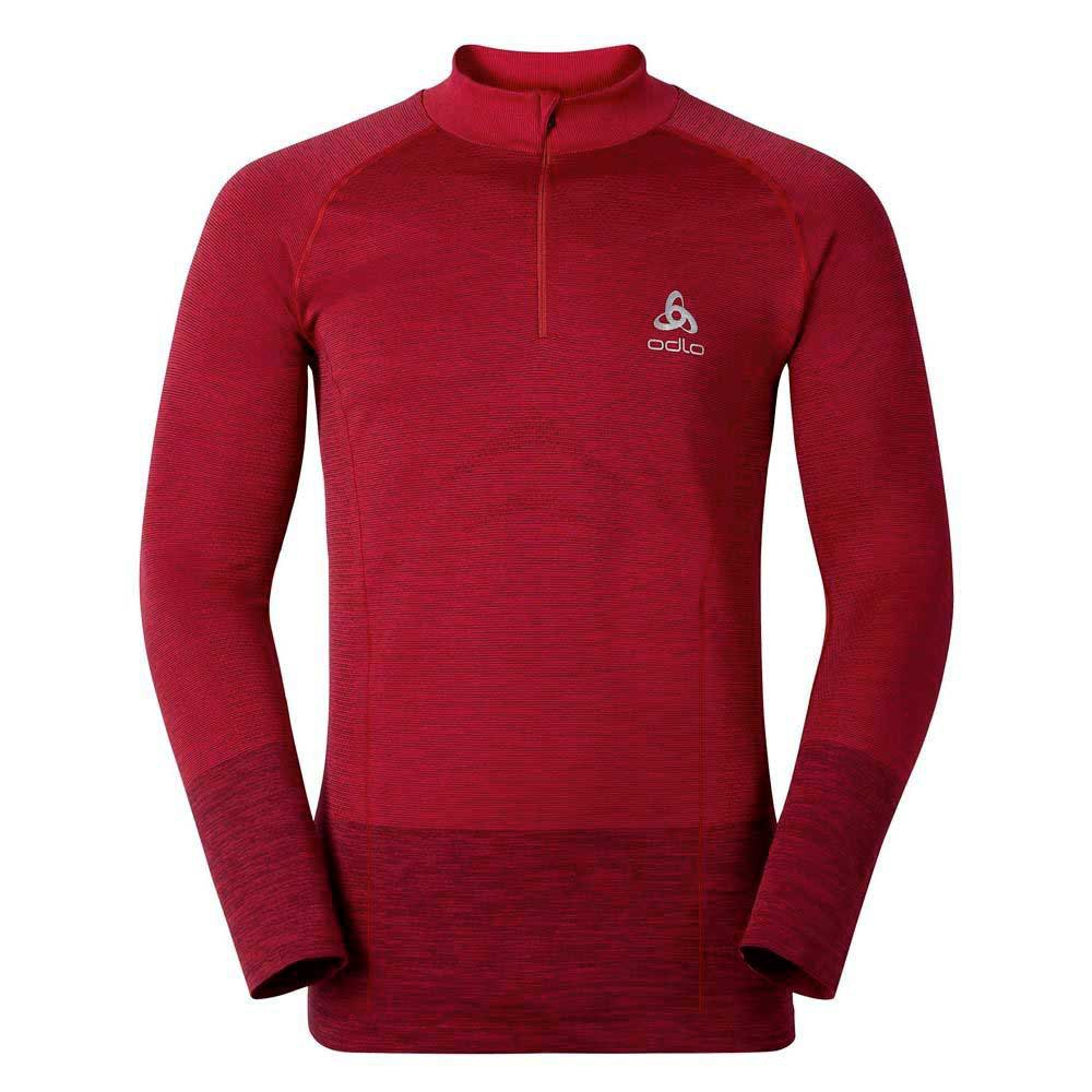 Odlo Quagg Seamless Midlayer 1/2 Zip