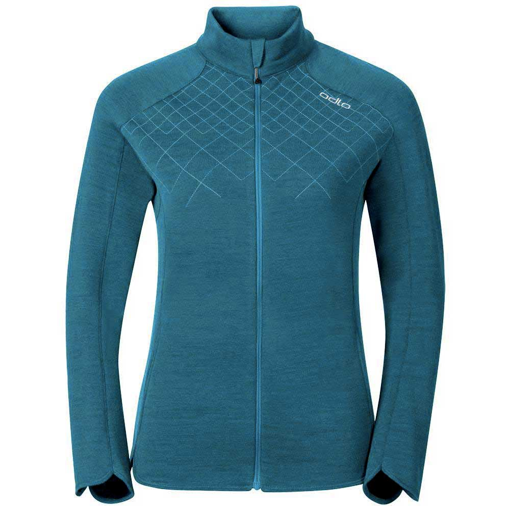 Odlo Stuff Midlayer Full Zip