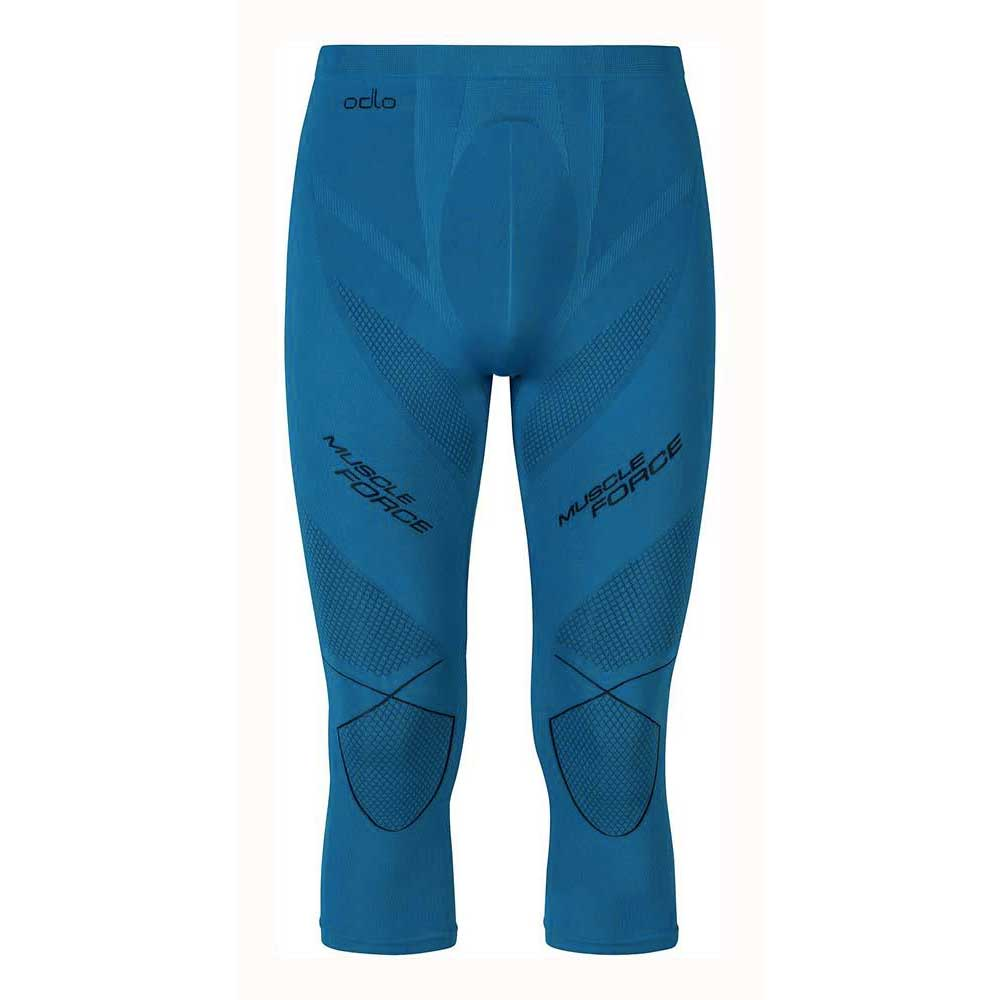Odlo Evolution Warm Muscle Force Pantalones 3/4