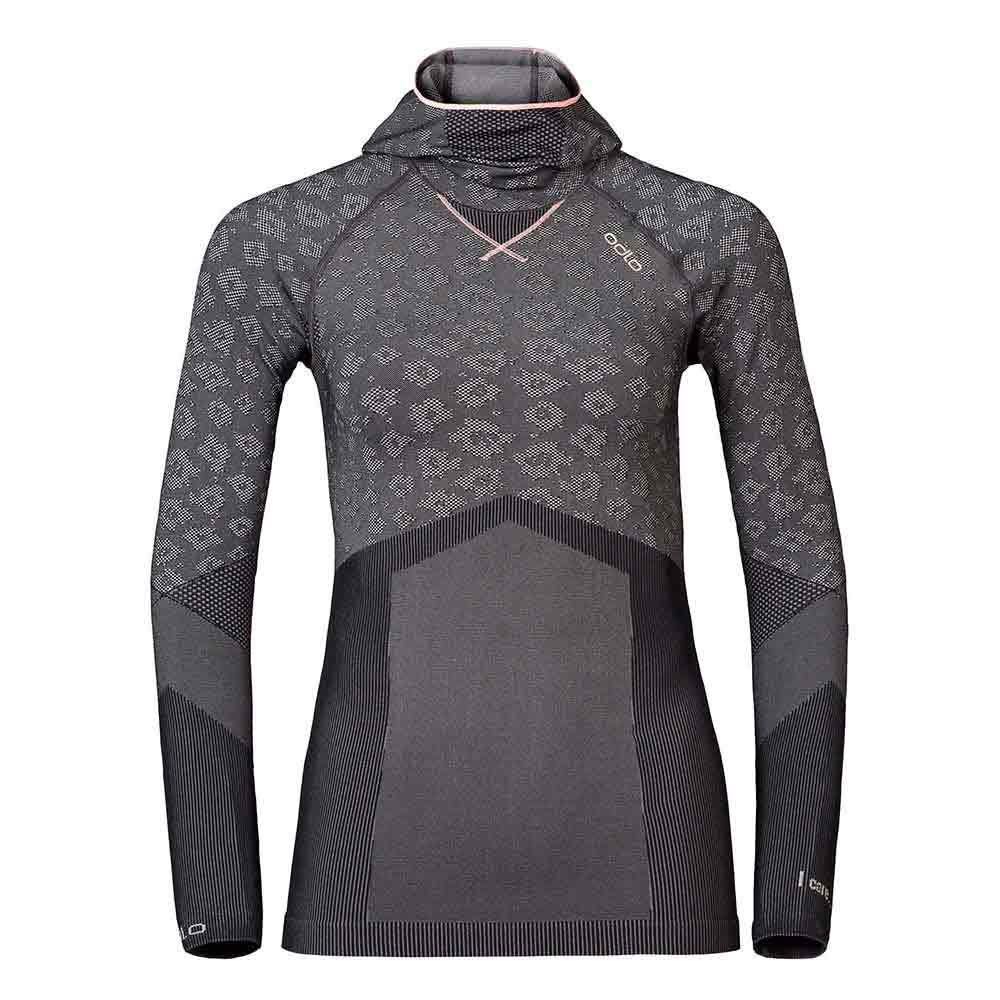 Odlo Shirt L/S With Facemask Blackcomb Evolution Warm