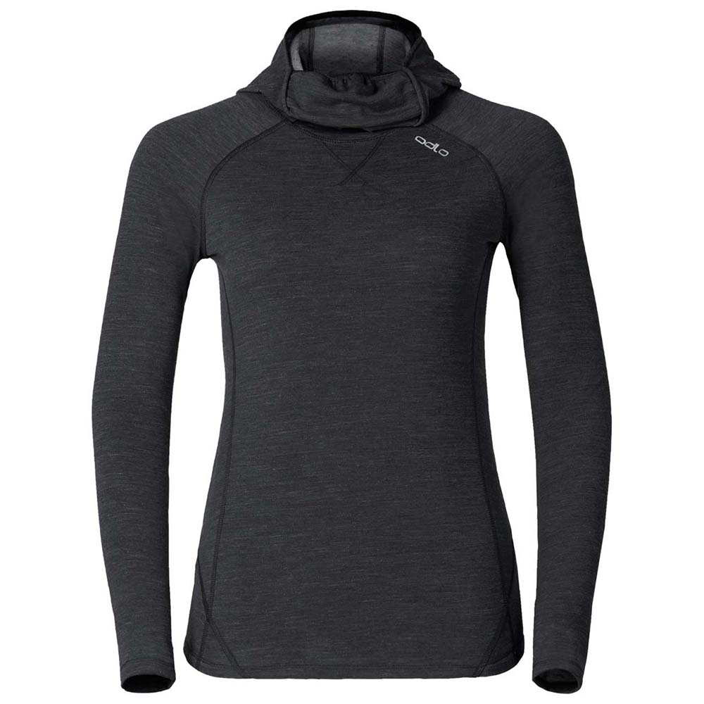 Odlo Shirt L/S With Facemask Revolution TW Warm
