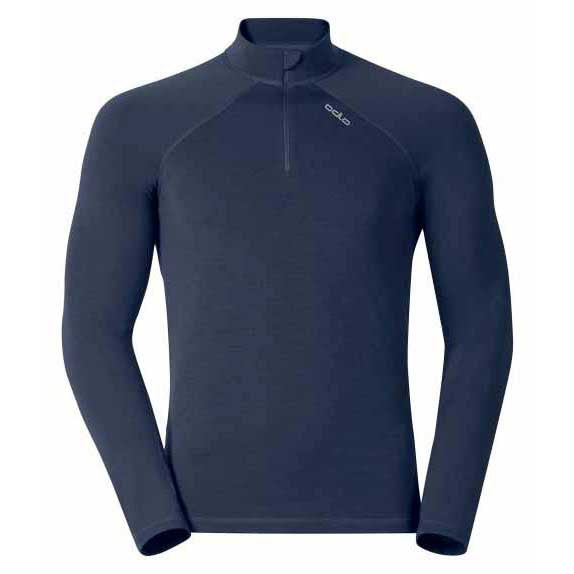 Odlo Shirt L/S Turtle Neck 1/2 Zip Revolution TW Warm