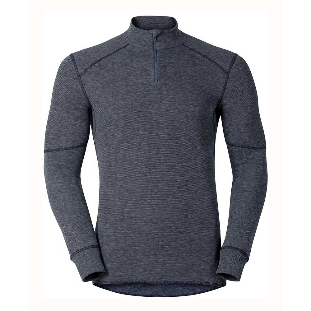 Odlo Shirt L/S Turtle Neck 1/2 Zip X Warm