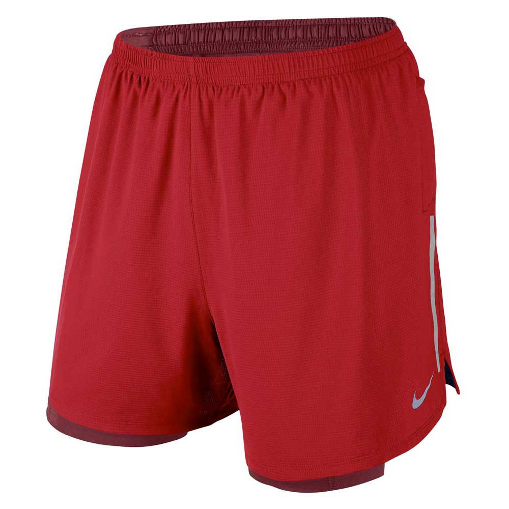 Nike 5 Inch Phenom 2 In 1 Short