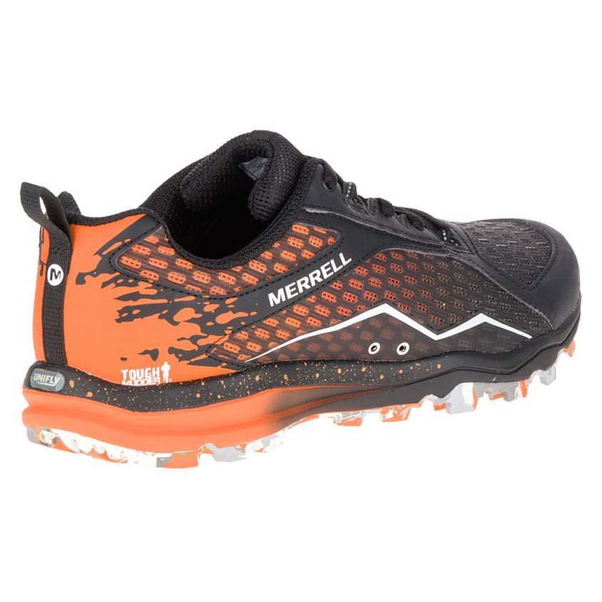 Merrell ALL OUT CRUSH TOUGH MUDDER 2 - Trail running shoes - orange 3WCSEyX