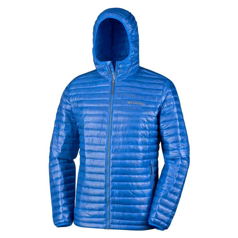 Columbia Platinum Plus 740 TurboDown Hooded