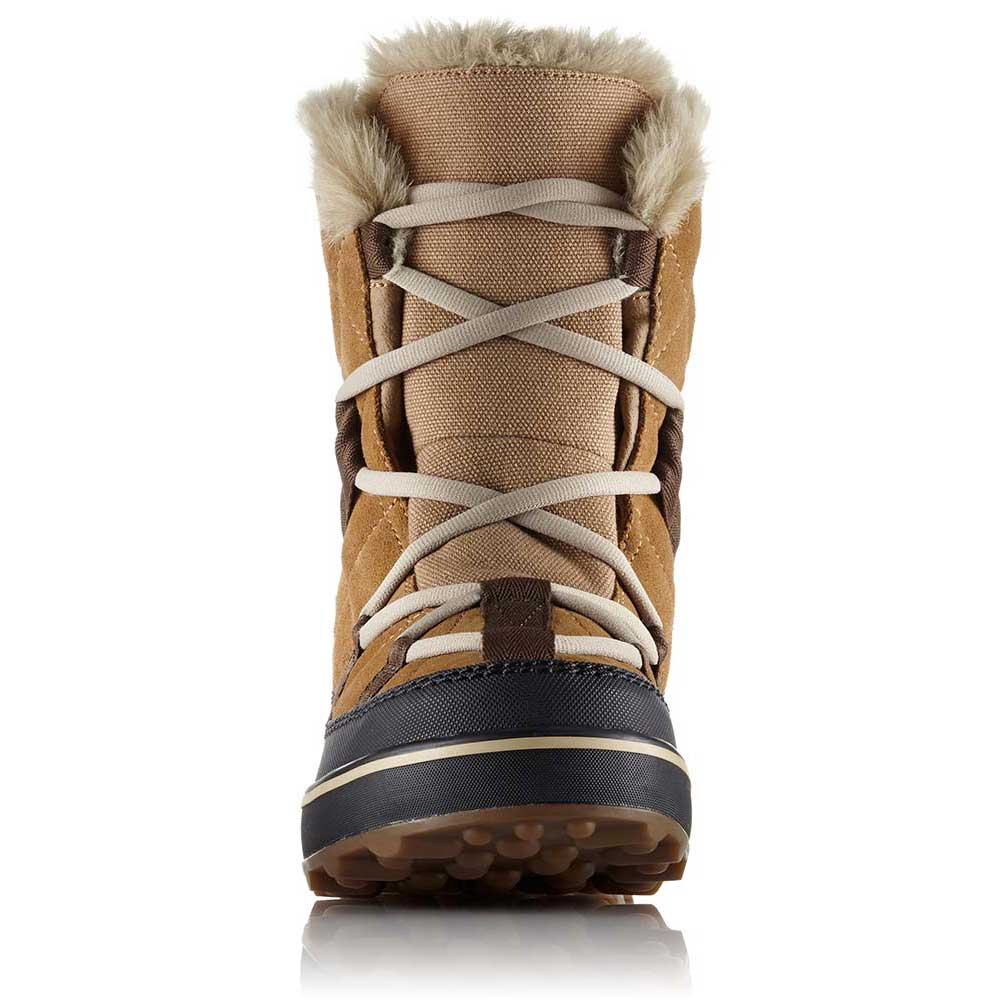 7a2933c2 Sorel Glacy Explorer Shortie Brown buy and offers on Trekkinn