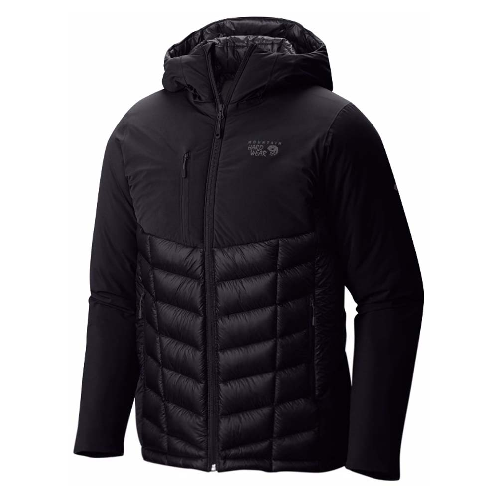 Mountain hard wear Supercharger Hooded Insulated
