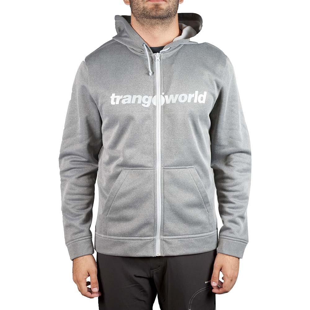 Sweatshirts Trangoworld Bassa XL Quarry