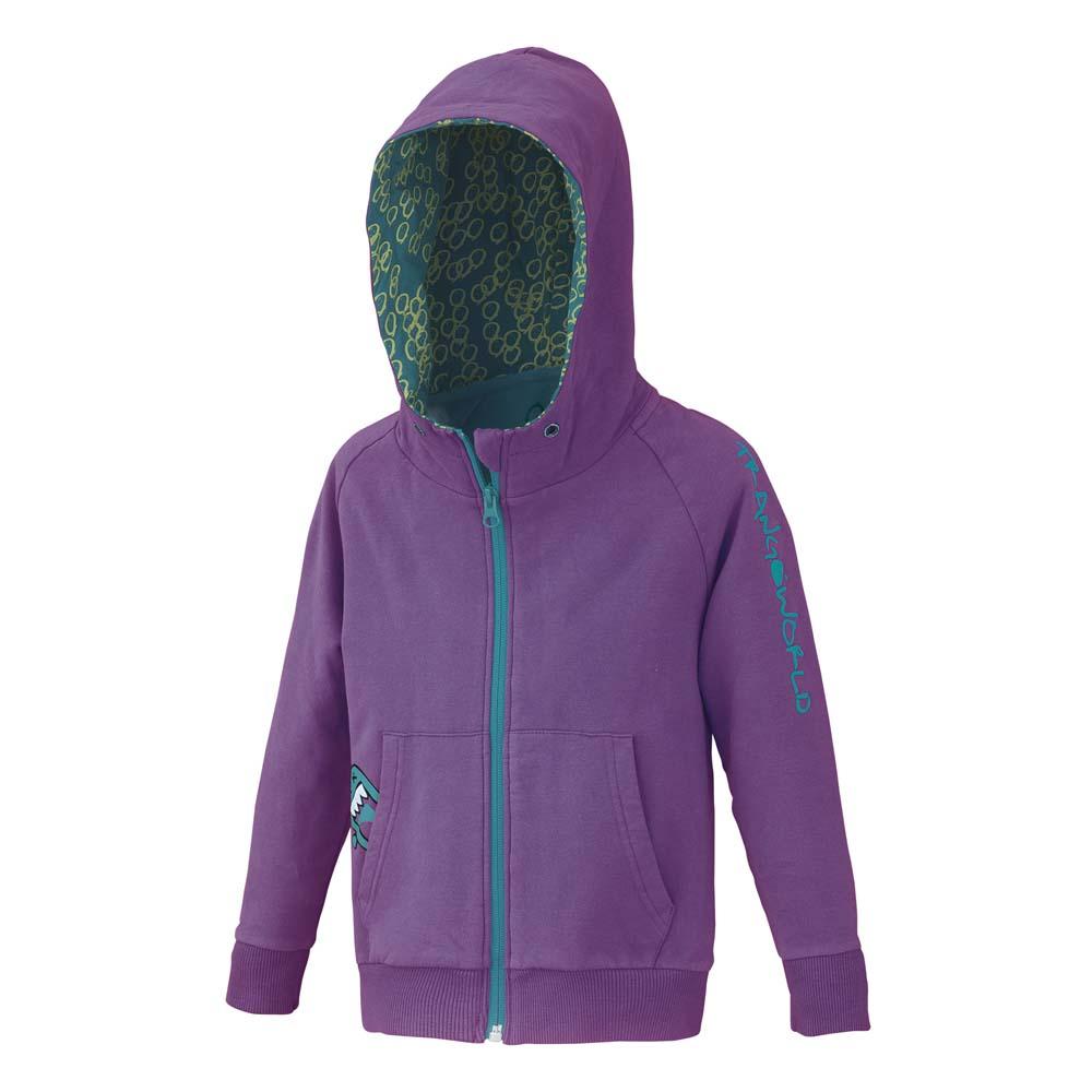 Sweatshirts Trangoworld Togiak 8 Violet