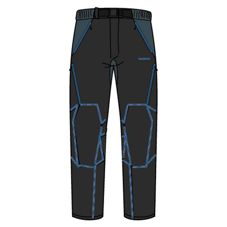 Trangoworld Hokka Pants Short