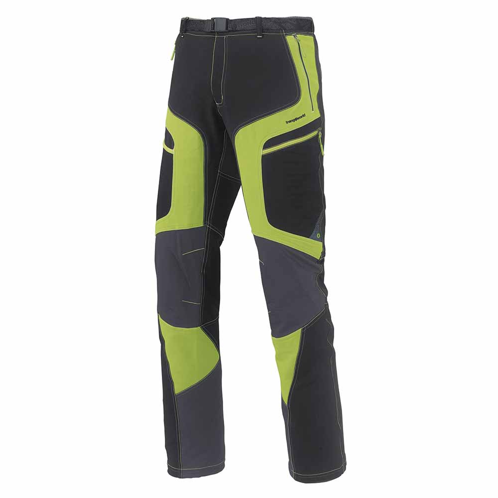 Trangoworld Krash Pantalones Tiro Normal