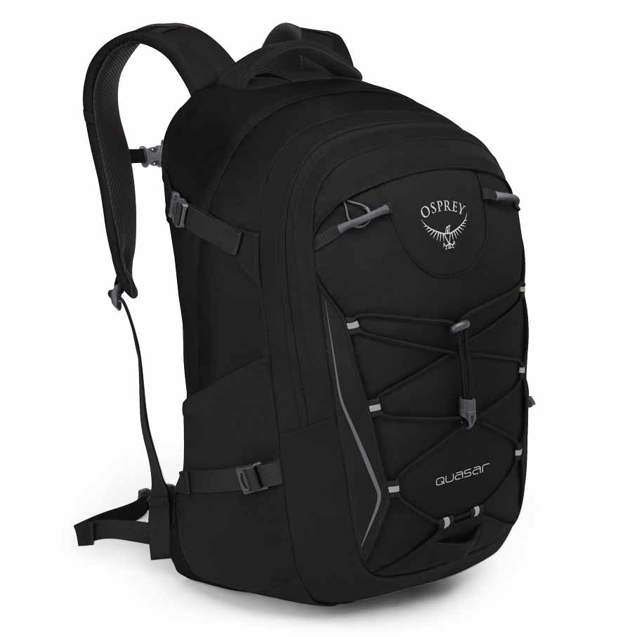 a9b98c430 Osprey Quasar 28L Black buy and offers on Trekkinn