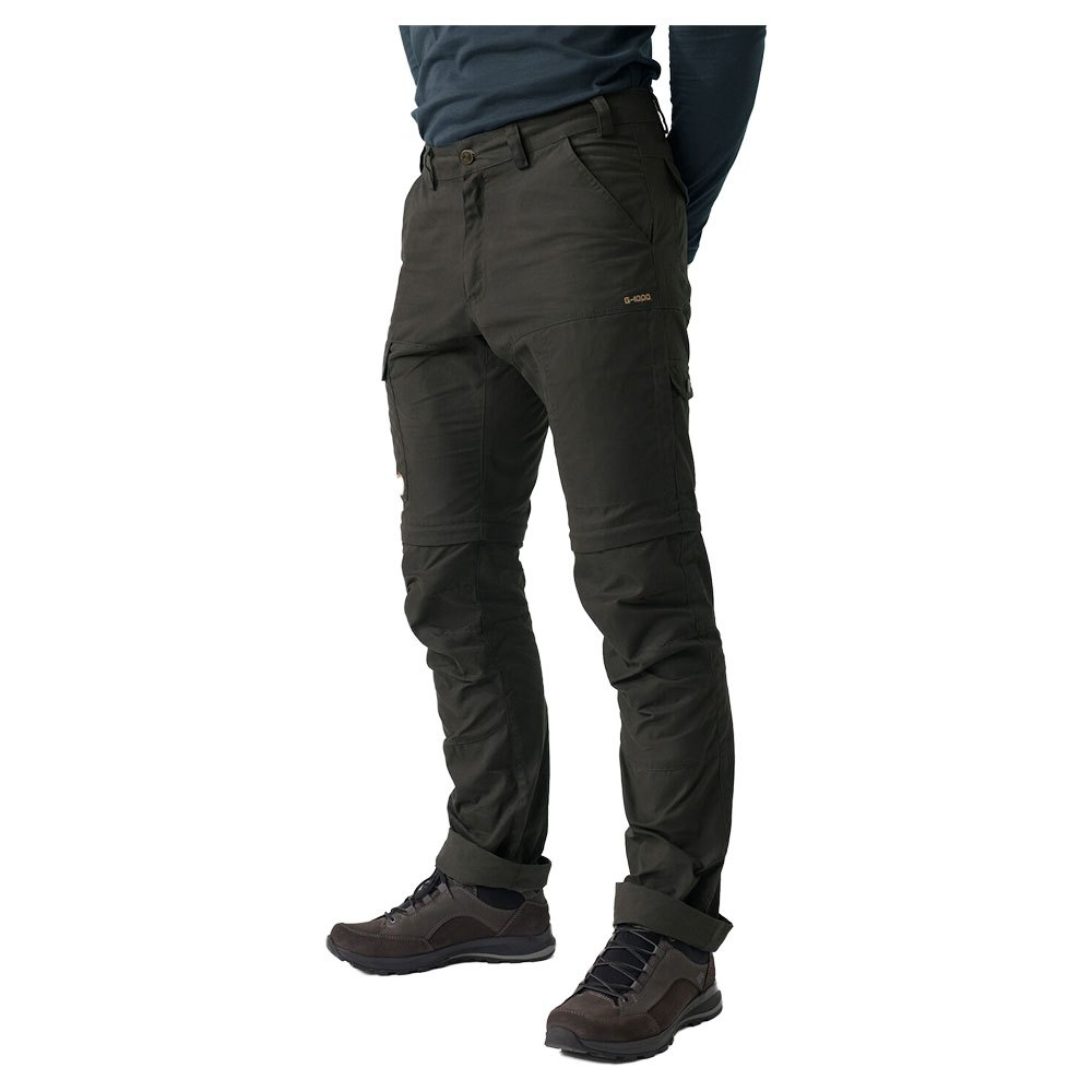 Fjällräven Karl Pro Zip Off Trousers