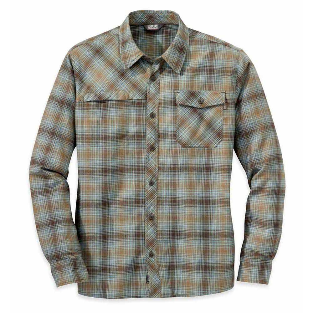 Outdoor research Tangent Shirt buy and offers on Trekkinn bbc4ae998007