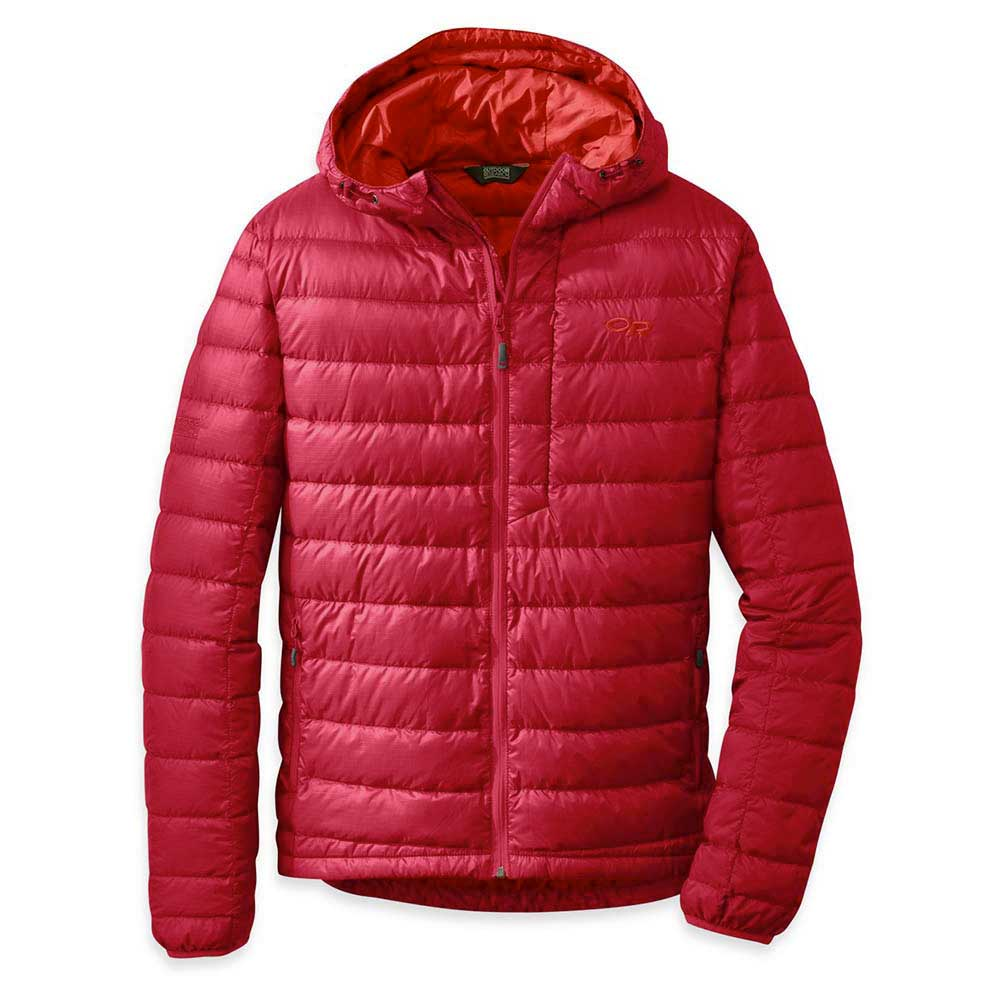 72c78cd3bcb Outdoor research Transcendent Hoody Red