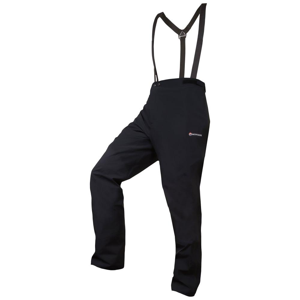 d207deb8 Montane Alpine Pro Pants Reg Leg Black, Trekkinn