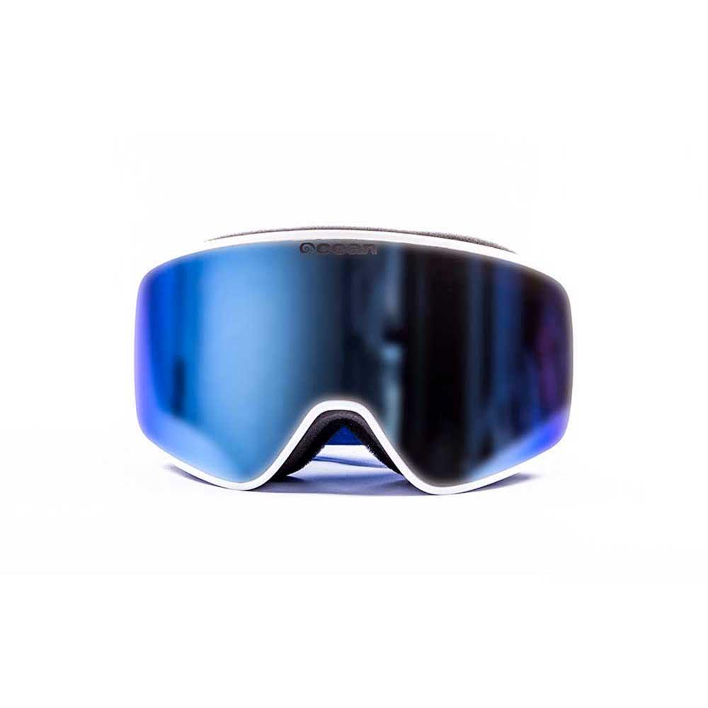 037a989bdf9a Ocean sunglasses Aspen White / Blue, Trekkinn