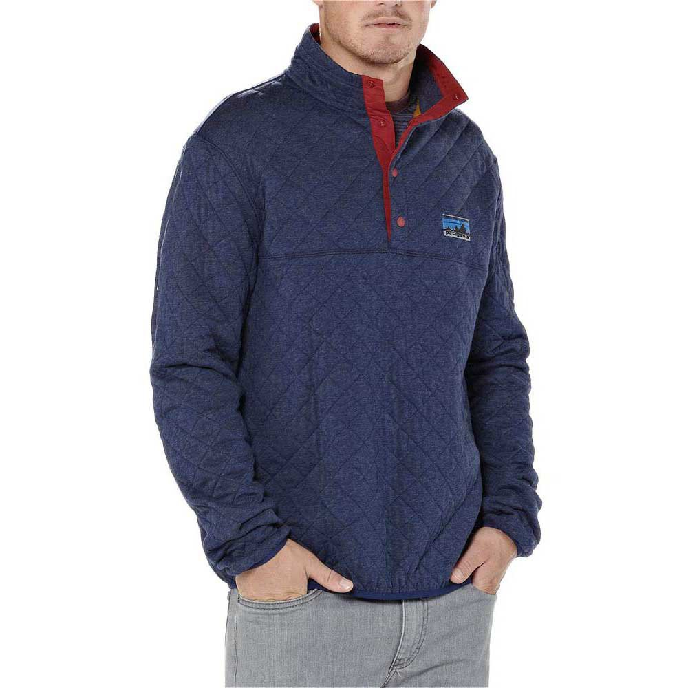 Patagonia Diamond Quilt Snap T P/O