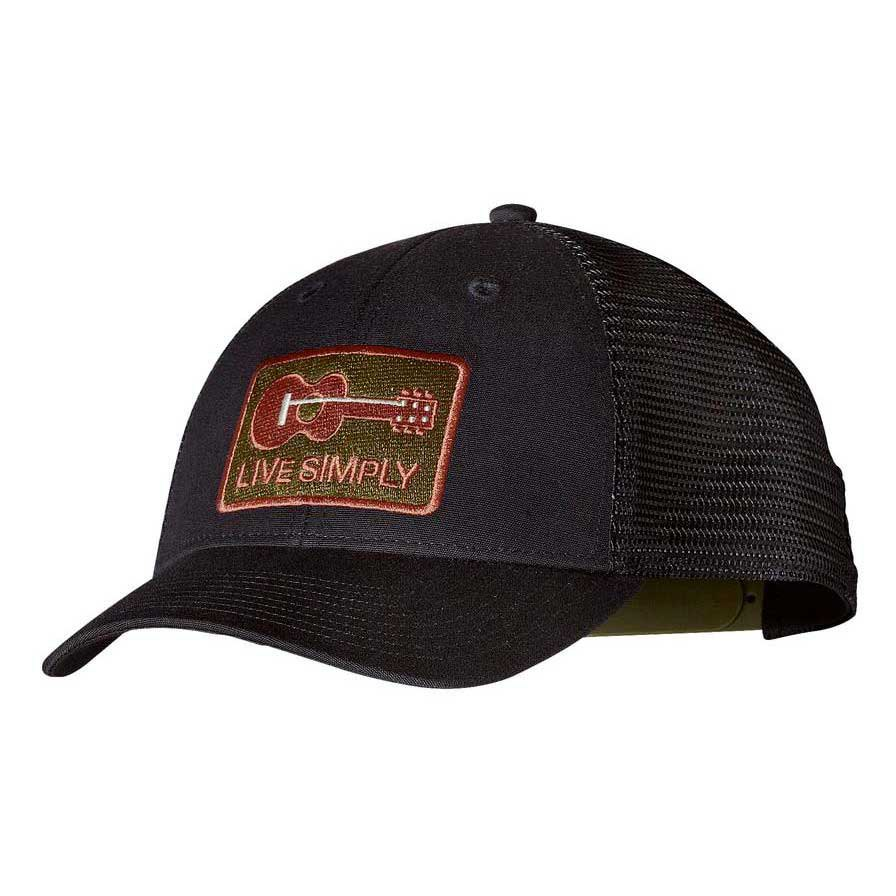 Patagonia Live Simply Guitar LoPro Trucker