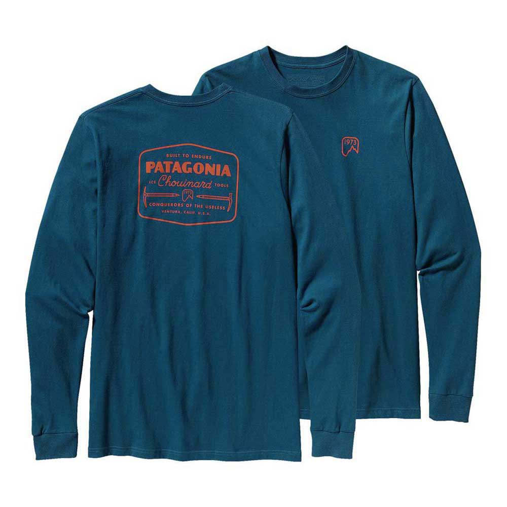 Patagonia L/S Chouinard Ice Tools S/S