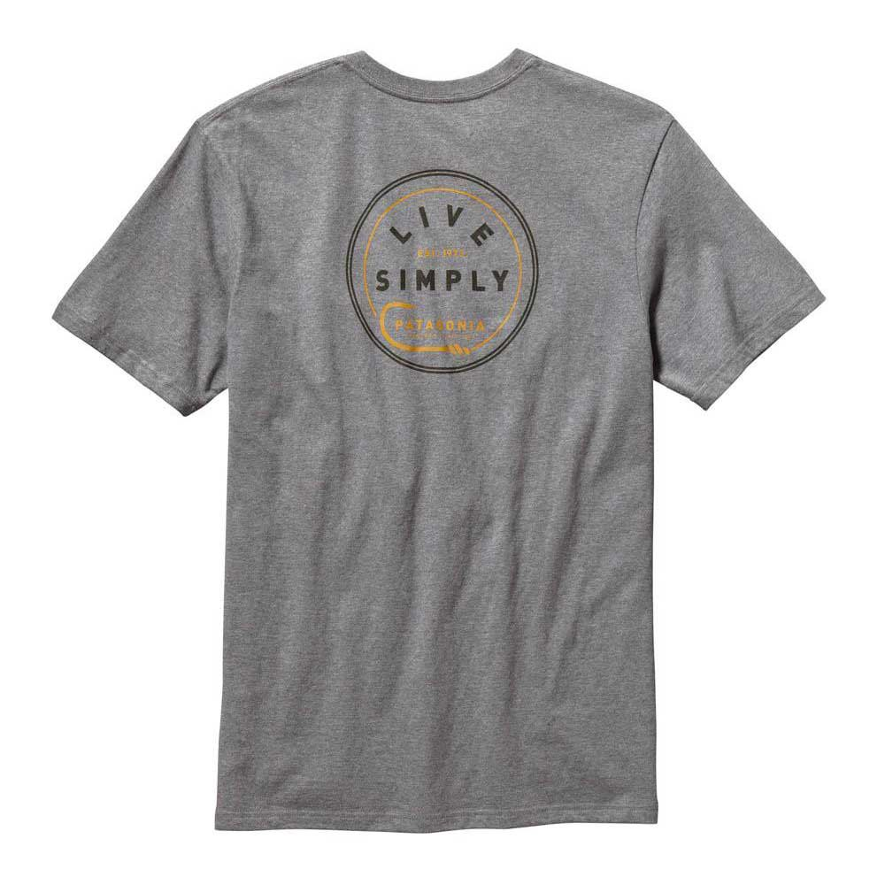 Patagonia Live Simply Hook S/S