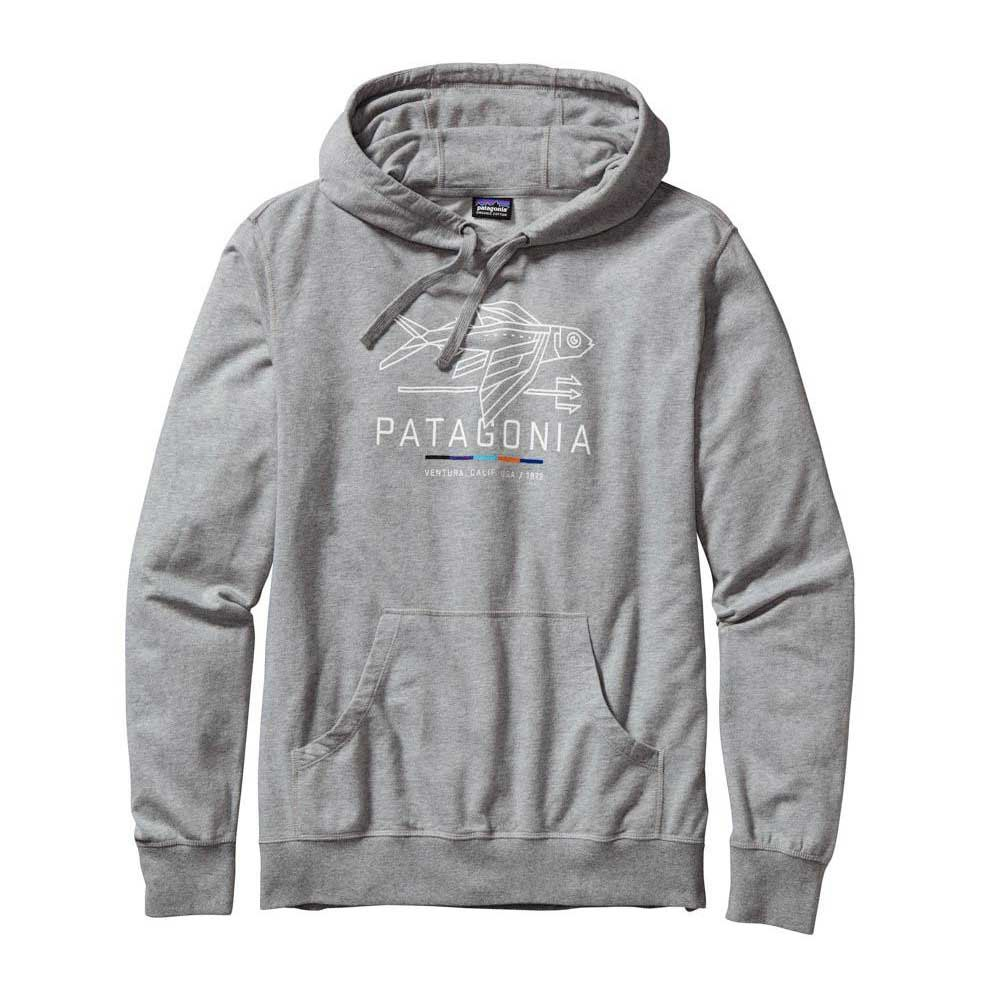 Patagonia Geodesic Flying Fish LW P/O Hooded