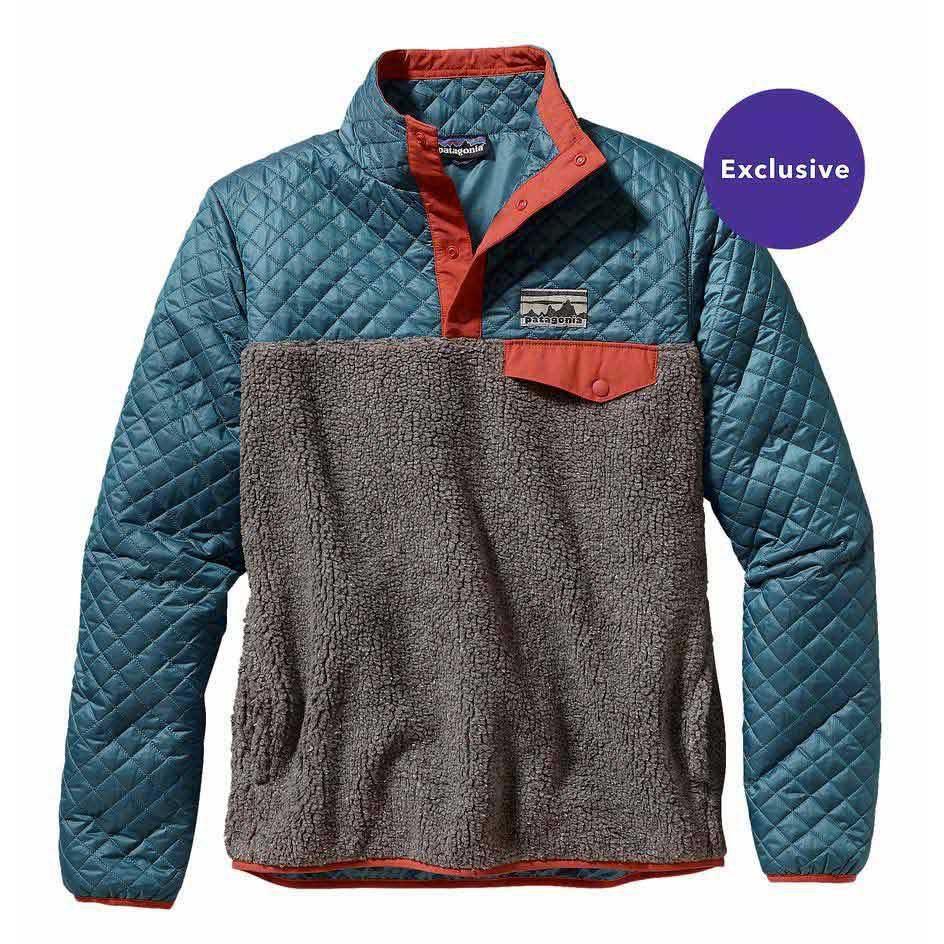 Patagonia Mixed Snap T P/O