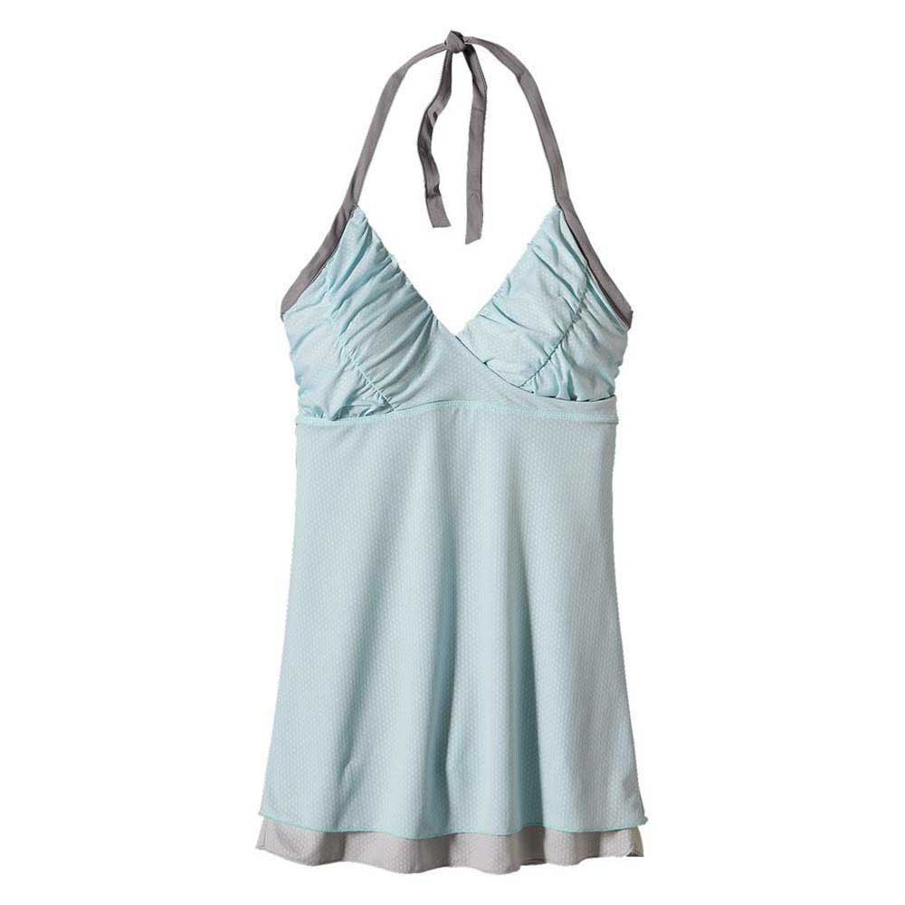 Patagonia Layered Mesh Halter Top