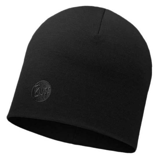 89270d1b82b Buff ® Merino Wool Thermal Hat Buff® Black