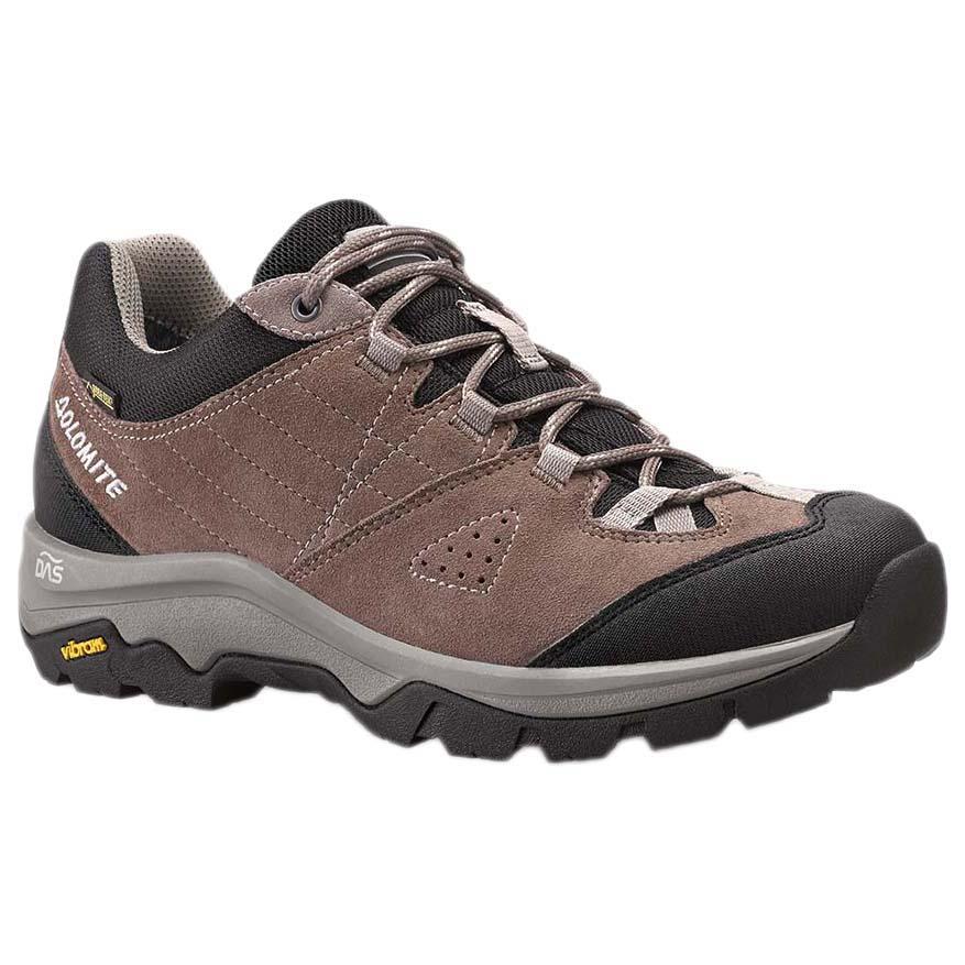 644fd52849795 Dolomite Kendal Low Goretex Brown buy and offers on Trekkinn