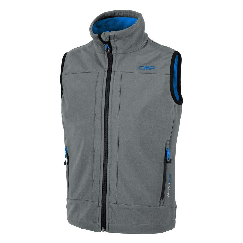 Cmp Softshell Boys Vest