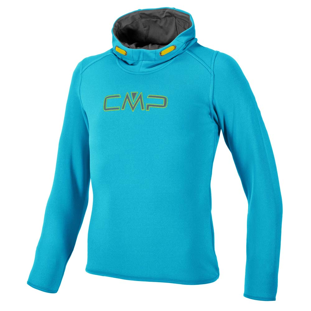 Cmp Girl Light Stretch Performance Fix Hood Sweat