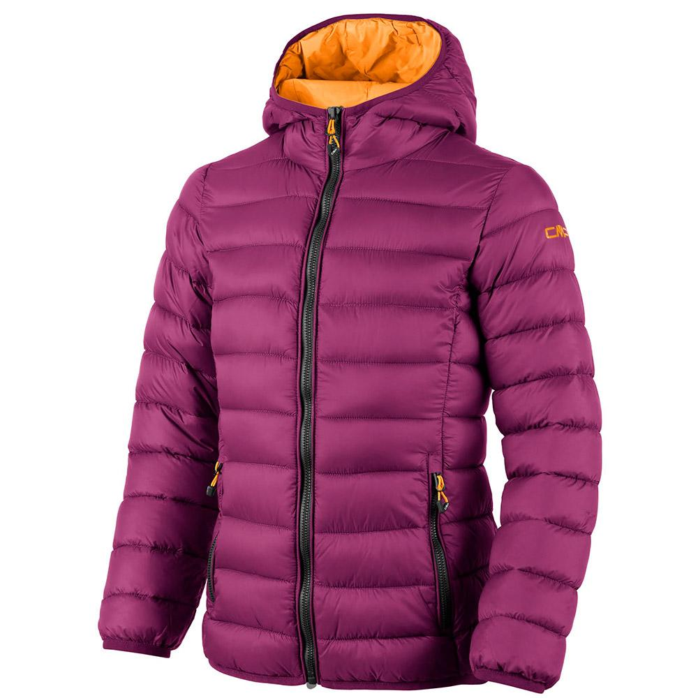 Cmp Girl Jacket Fix Hood Packable