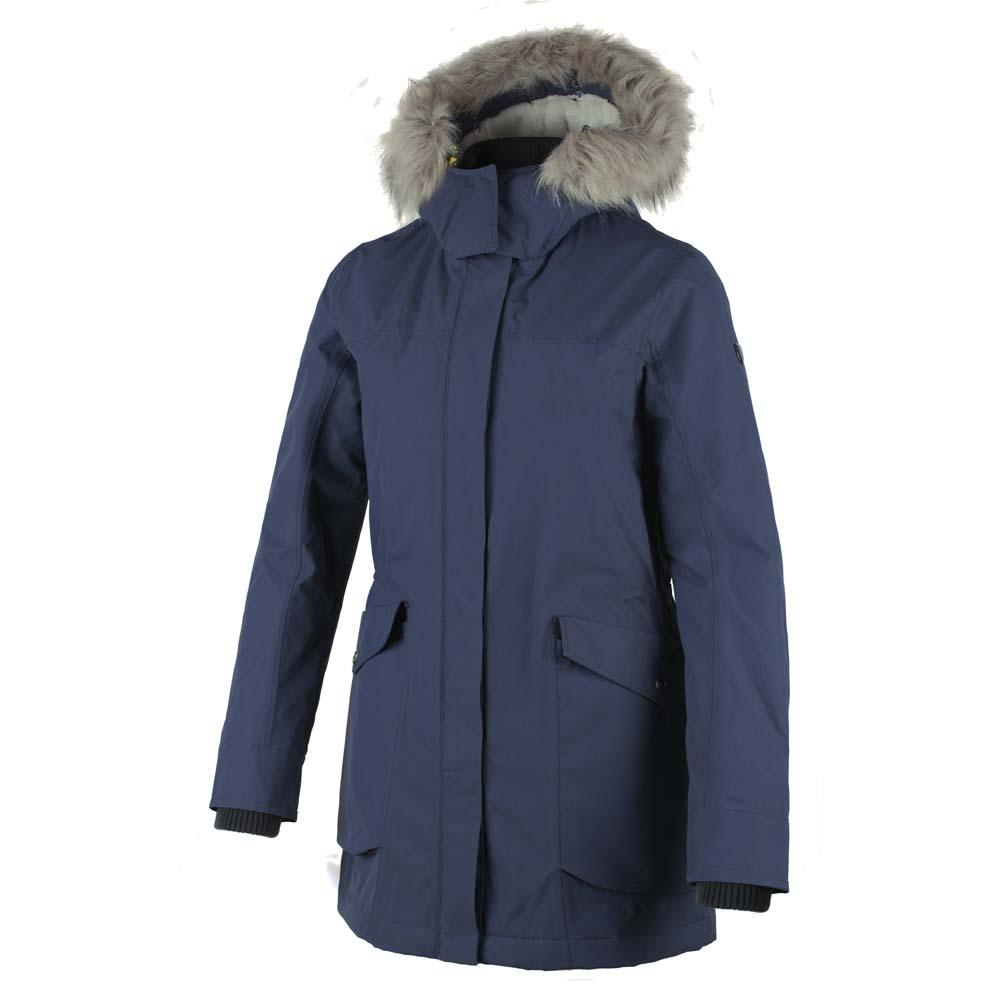 Cmp Outdoor Long Jacket Fix Hood
