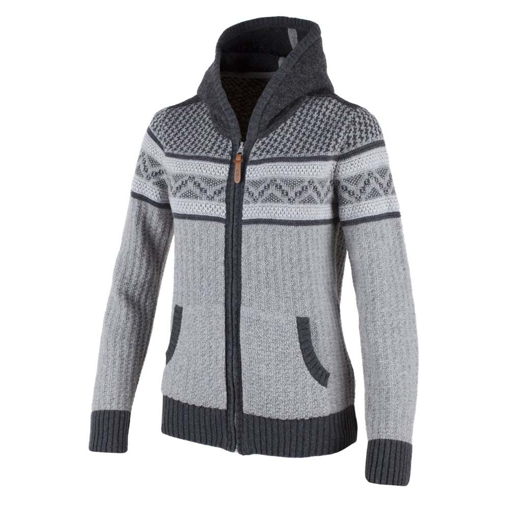 Cmp Knitted Pullover Fix Hood